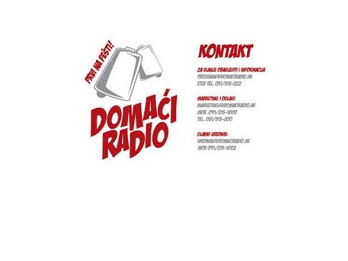 Radio Domaći